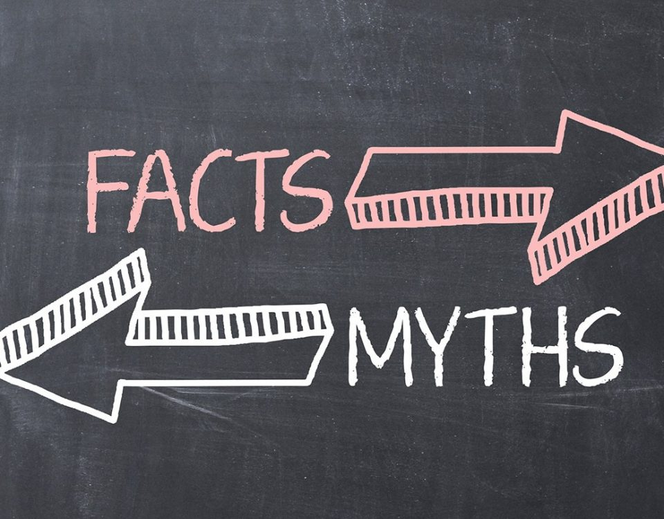 Some myths and facts about sexuality