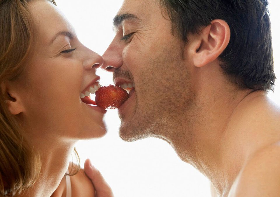 Aphrodisiacs when the atmosphere is right