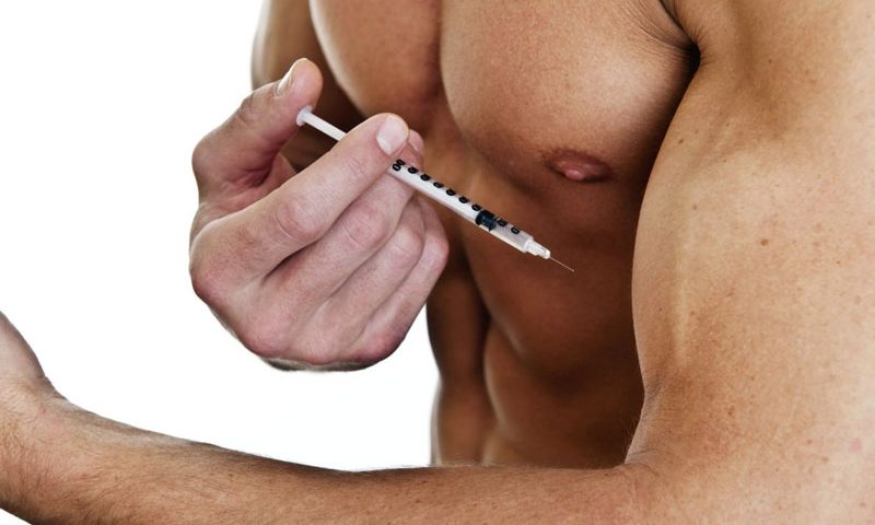 Potential side effects of anabolic steroids